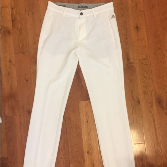 adidas Other - White Adidas pants